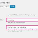 【おすすめ】WordPressで画像の保存先を分かりやすく変更する方法
